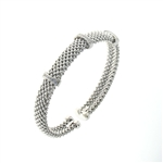 SSB0081 Sterling Silver Bangle