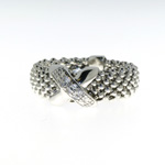 SSR1002 Sterling Silver Ring