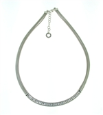 NLS0097 Sterling Silver Necklace
