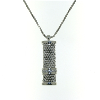 NLS01000 Sterling Silver Necklace