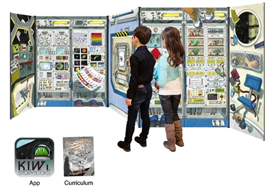 Walk-in Space Station