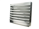 louver grill for 100,000 to 150,000 btu air handler
