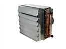 140,000 btu unit heater with louver