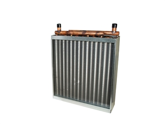 140,000 btu water to air heat exchanger