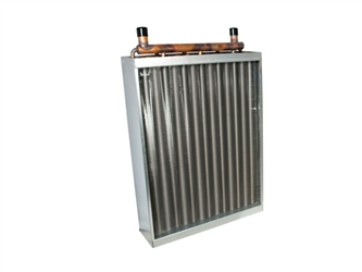 200,000 btu water to air heat exchanger