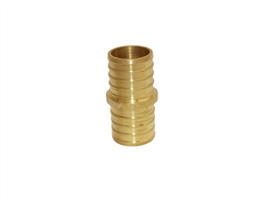 "1"" x 1"" pex crimp coupler"