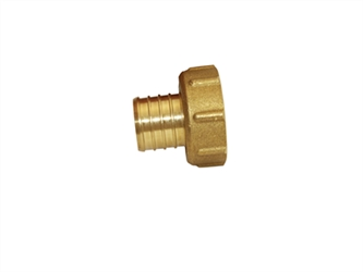 "1"" fpt swivel x 1"" pex crimp"