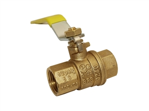 "1/2"" full port ball valve"
