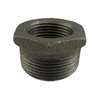 "1/2"" x 3/8"" black reducer bushing"