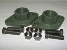 taco cast iron pump flanges