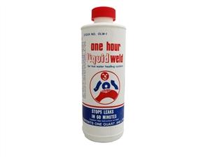 1 Qt Liquid Weld Treatment And Cleaning
