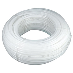 "1-1/4"" x 300' pex non barrier white"