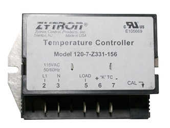 Zytron Temp Control Thermostats Controls