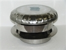 "8"" twist lock chimney cap deluxe"