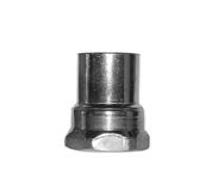 "copper 1-1/4"" adapter c x female"