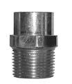 "Copper 1-1/4"" Adapter C x Male"