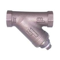 "IPS 1"" Cast Iron Y Strainer"