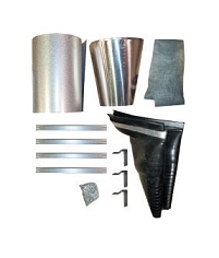 Super Pro Rubber Boot Flashing Kit
