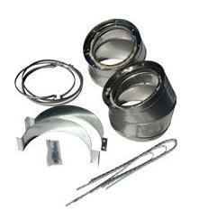 "6"" Super Pro 30 Degree Elbow Kit"