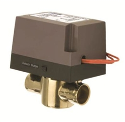 "2-Way Zone Valve 1"" Sweat With End Switch"