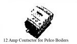 Pelco 12 amp contacor replacement part