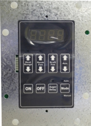 Breckwell Digital Control Board Multi Fuel