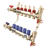Stainless Steel M-8300 9 Port Manifold
