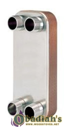 Brazed Plate LB-20 Heat Exchanger