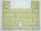 1 pc Premium Fire-Tek™ Firebrick for Whitfield and Waterford