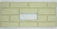 1pc Premium Fire-Tek™ Firebrick Set for Whitfield Quest Plus