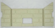 3pc Premium Fire-Tek™ Firebrick for Whitfield ® Profile 30® and Adv OP 3®