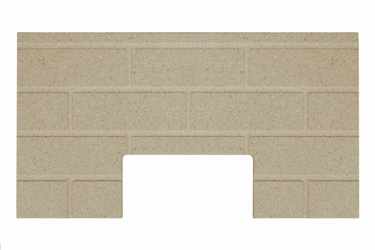 1pc Premium Fire-Tek™ Firebrick for PelPro and Glow Boy