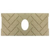 1 pc Premium Herringbone Fire-Tek Firebrick for Whitfield Quest