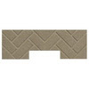 1 pc Premium Herringbone Fire-Tek Firebrick for Whitfield Cascade