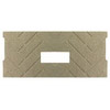1 pc Premium Herringbone Fire-Tek™ Firebrick for Whitfield ® Profile 20® and Adv Optima 2®
