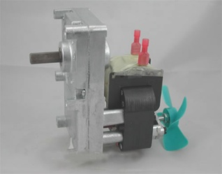 harman 4rpm counter clockwise auger motor