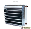precision metal uh-140 unit heater