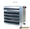 precision metal uh-95 unit heater