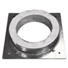 6 inch Ventis Class-A Solid Fuel Chimney Anchor Plate
