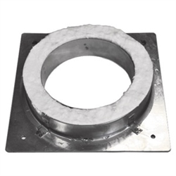 8 inch Ventis Class-A Solid Fuel Chimney Anchor Plate