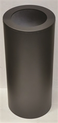 Ventis 6 inch Class-A Solid Fuel Chimney Finishing Cover 36 inches tall