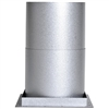 Ventis 6 inch Class-A Solid Fuel Chimney Firestop Radiation Shield