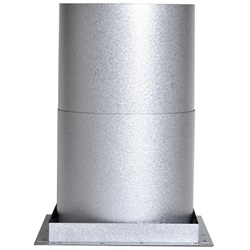 Ventis 8 inch Class-A Solid Fuel Chimney Firestop Radiation Shield
