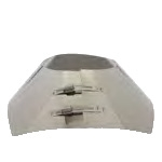 Ventis 8 inch Cathedral Ceiling Support Square Storm Collar
