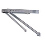 5 inch-8 inch Ventis Class-A Solid Fuel Chimney Galvanized Extended Wall Support