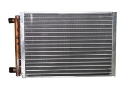 water to air heat exchanger 20x25