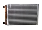 water to air heat exchanger 22x22