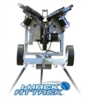 I-Hack Attack Electronic Baseball Pitching Machine