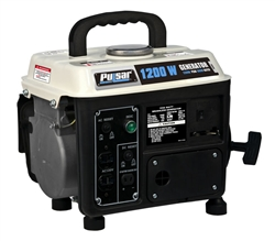 1200W Portable Electric Generator