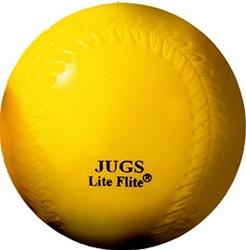 Jugs Lite Flite Pitching Machine Softballs